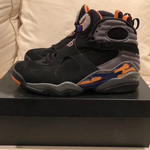 """2012 Air Jordan Retro 8 """"Phoenix Suns"""". M 5a9734b08af1c547fb704978 0c0cdca94"""